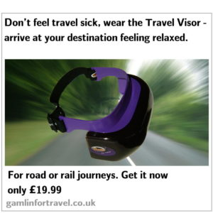 See the Travel Visor now.
