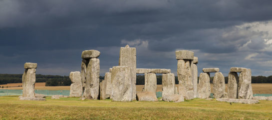 Stonehenge the monument