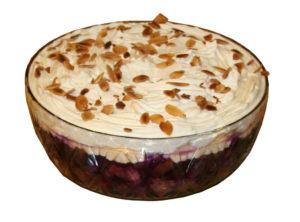 Gelatin trifle